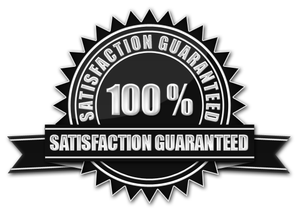 Satisfaction guaranteed web design services
